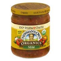 Newman's Own Organics Salsa Mild