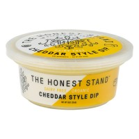 The Honest Stand Dip Cheddar Style Dairy Free Organic