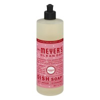Mrs. Meyer's Clean Day Liquid Dish Soap Peppermint