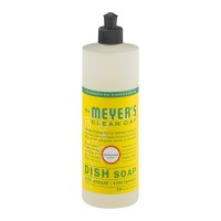 Mrs. Meyer's Clean Day Liquid Dish Soap Honeysuckle Scent