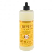 Mrs. Meyer's Clean Day Liquid Dish Soap Orange Clove