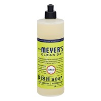 Mrs. Meyer's Clean Day Liquid Dish Soap Lemon Verbena Scent