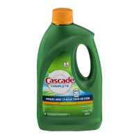 Cascade Complete Dishwasher Detergent Gel Citrus Breeze