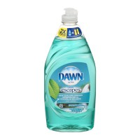 Dawn Ultra Escapes Dishwashing Liquid New Zealand Springs Scent