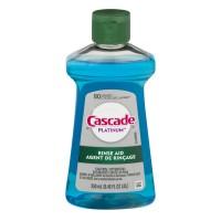 Cascade Platinum Rinse Aid Original Scent