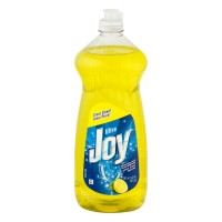 Joy Ultra Dish Liquid Lemon Scent