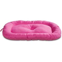 "You & Me Durable Comfort Mat for Dogs in Pink , 22"" L x 16"" W"