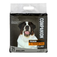 Companion Premium Training Pads for Dogs 28 X 30 Inch