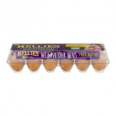 Nellie's Brown Eggs Large Free Range All Natural