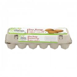 Nature's Promise Organic Brown Eggs Large Free Range