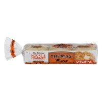 Thomas' English Muffins Original Sandwich Size - 4 ct