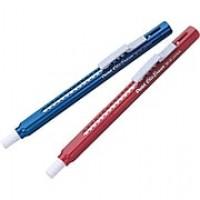 Pentel® Clic Eraser® with Grip, 3/Pack (ZE21BP3-K6)