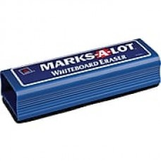 """Avery Marks-A-Lot® Everbold™ Whiteboard Eraser, 1 1/4""""H x 5 1/2""""W x 1 7/8""""D"""