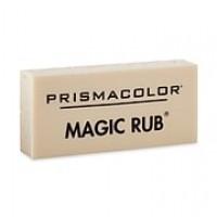 Prismacolor® Magic Rub Drafting Eraser, 12/pk (73201)