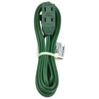 HDX 6 ft. 16/2 Green Cube Tap Extension Cord