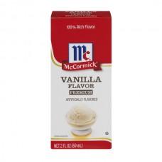 McCormick Imitation Extract Vanilla Premium