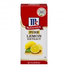McCormick Pure Extract Lemon