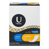 U by Kotex Lightdays Liners Regular