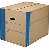 "Bankers Box® Moving Boxes, SmoothMove™, Large, 24""L x 18""W x 18""H, 6/PK (0062901)"