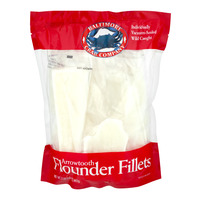 Baltimore Crab Company Arrowtooth Flounder Fillets Frozen