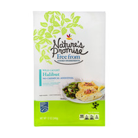 Nature's Promise Wild Caught Halibut - apx 2 ct