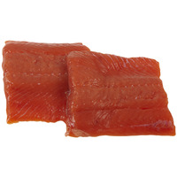 Sockeye Salmon Fillets Wild Previously Frozen