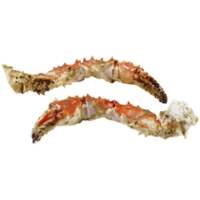 King Crab Legs Large - apx 2-4 ct Frozen