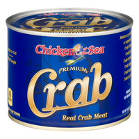 Chicken of the Sea Premium Real Crab Meat Jumbo Lump Pasteurized Fresh
