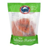 Baltimore Crab Company Wild Salmon Portions Frozen