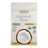 Nutiva Coconut Flour Gluten Free Organic