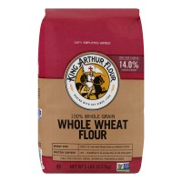 King Arthur 100% Whole Grain Wheat Flour Non-GMO
