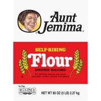 Aunt Jemima Self-Rising Flour Enriched Bleached