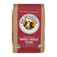 King Arthur Whole Wheat Flour 100% Organic