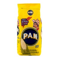 Harina P.A.N. Corn Meal White Pre-Cooked