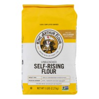 King Arthur Self-Rising Flour Unbleached Non-GMO