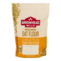 Arrowhead Mills Organic Oat Flour Non-GMO