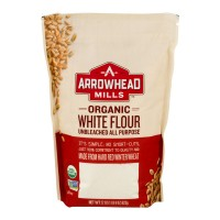Arrowhead Mills Organic Unbleached All Purpose Flour Non-GMO