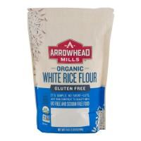 Arrowhead Mills Organic White Rice Flour Gluten Free Non-GMO