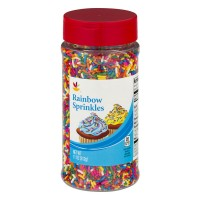 Stop & Shop Sprinkles Rainbow