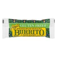 Amy's Burrito Non-Dairy Gluten Free Organic