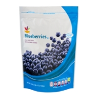 Stop & Shop Blueberries No Sugar Added All Natural Frozen