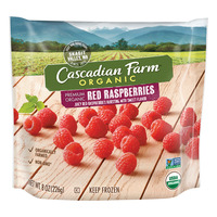 Cascadian Farm Organic Red Raspberries Non-GMO