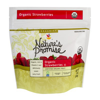Nature's Promise Organics Strawberries Whole Frozen