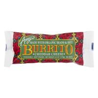 Amy's Burrito Cheddar Cheese Organic