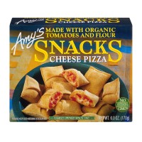 Amy's Pizza Snacks Cheese Organic