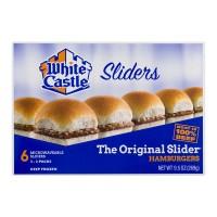 White Castle Hamburgers The Original Slider - 6 ct