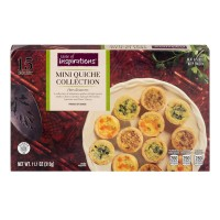 Taste of Inspirations Mini Quiche Collection - 15 ct