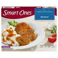 Smart Ones Tasty American Favorites Meatloaf