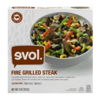 evol. Bowls Fire Grilled Steak