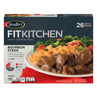 Stouffer's Fit Kitchen Bourbon Steak